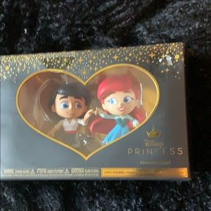 NIB Disney prince romance series Eric & Ariel